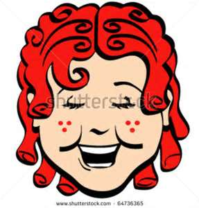 Red Head Girl www.shutterstock.com I