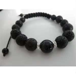 Black Onyx Bracelet www.yhbracelets.com I