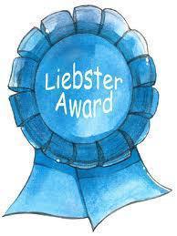 Blue Liebster Awar Ribbon