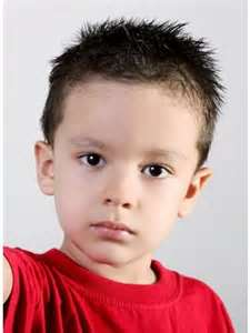 Boy with Black Hair www.ukhairdressers.com I
