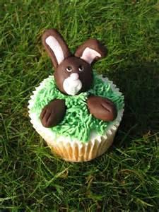 Brown Easter Bunny www.thecupcakeblog.com I