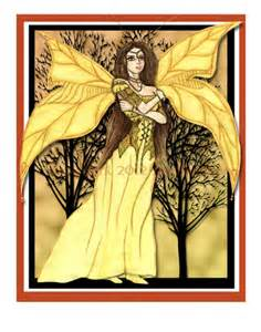 Buttercup Faery www.etsy.com I