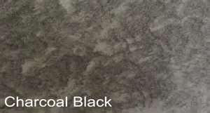 Charcoal Black www.fireplacedoorsonline.com I