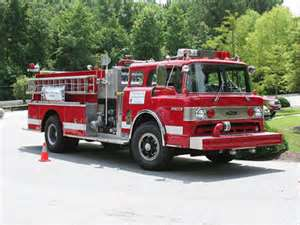 Fire Truck www.plasticjungle.com I