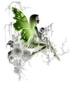 Green Faerie www.blingcheese.com I