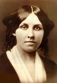 Louisa_May_Alcott_headshot Wikipedia
