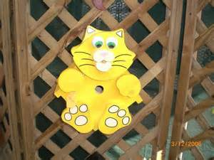 Birdhouse Cat www.backyardwoodxpressions