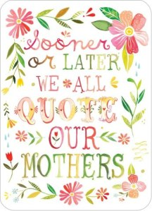 1 Mother's Day