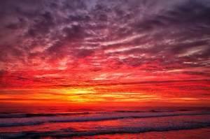 1 Red Sky www.fineartamerica.com I