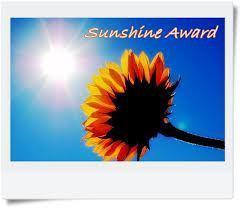 1 Sunshine Award