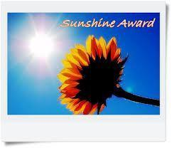 1 Sunshine Award