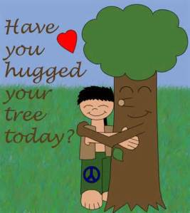 1 Tree Hugger  www.trehuggerplz.deviantart.com I