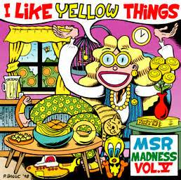 1 Yellow Things www.blog.wfmu.org