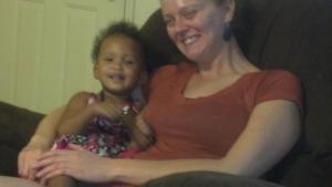 Alliyah and Rachel