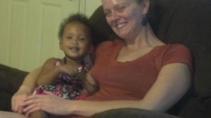 Alliyah and Rachel