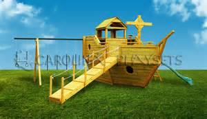 Ark Yellow www.carolina-playsets.com I