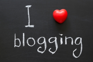 love blogging