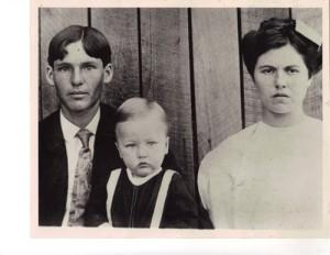 Jim, Preston, Della