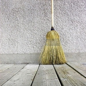 1 Broom