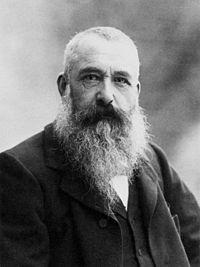 1 Claude Monet by Nadar 1899