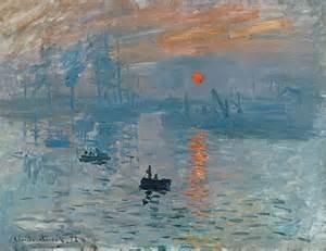 1 Impression, Sunrise www.kunstkopie.devianart.com I