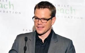 1 Matt Damon