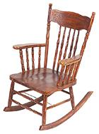 1 Rocking Chair