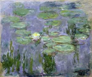 1 Water Lilies Monet 1915 www.lifeasmyth.com I
