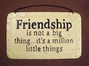1 Friendship