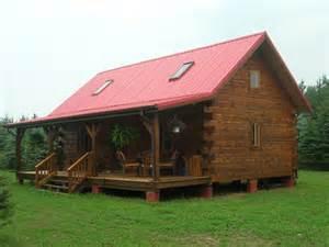 1 Log Home