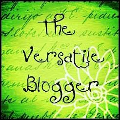 1 Versatile Blogger Award