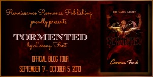 1 Blog Tour 'Tormented'