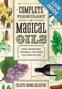 1 Book of Magical Oils