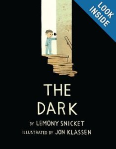 1 Book Review The Dark by Lemony Snicket