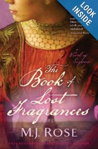 Book of Lost Fragrances by M. J. Rose