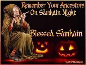 1 A Blessed Samhain
