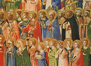1 All Saints Day