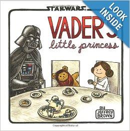 1 Book Vader's Little Princess