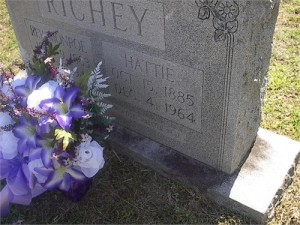 1 Hattie and Monroe Headstone