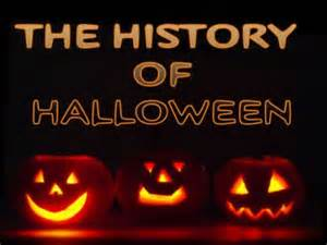 1 History of Halloween