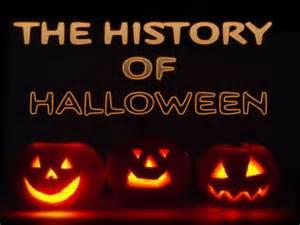 1 History of Halloween
