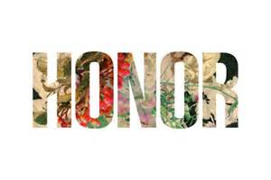 1 Honor
