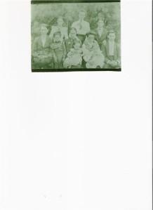 1 melmoth and Melvina Gantt with children
