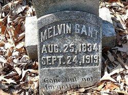 1 Melvin Gant Tombstone