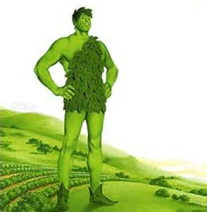 1 A Jolly Green Giant 2