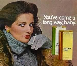 1 An Ad for Virginia Slims