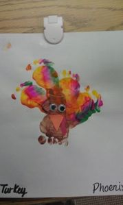 Phoenix Foot Turkey