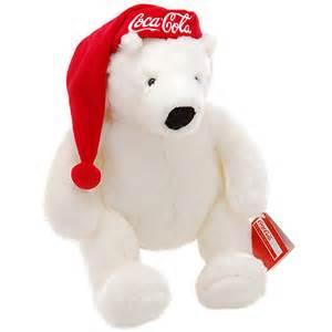 1 A coca-cola Bear