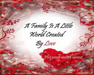 1 A Family