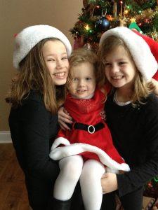 1 A 3 Little Girls